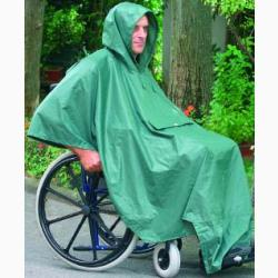 Mantellina Leggera Antipioggia per Disabili