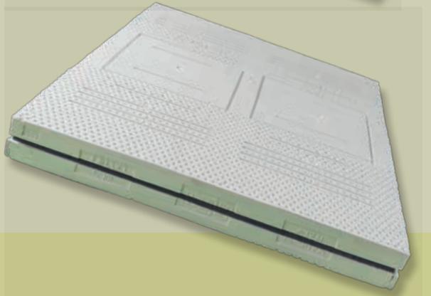 COCCO LATEX, materasso in lattice naturale completamente sfoderabile