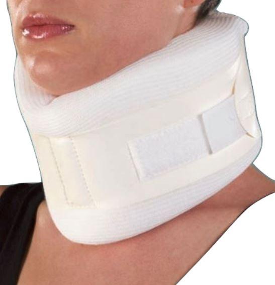 Collare Cervicale H 10 Cm in Gommapiuma Rinforzato-Cervilight