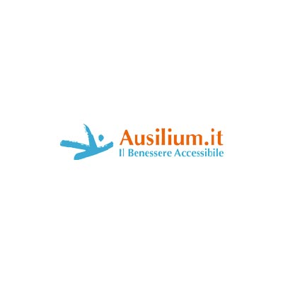 Ruote con Sistema Autobloccante per Deambulatori (Paio)