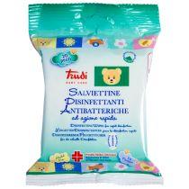 Salviettine Antibatteriche E Disinfettanti Trudi Baby Care