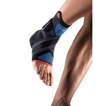 Cavigliera Strapping con cinghia di sostegno a doppio spessore con plantare - Novelastic - Thuasne Sport