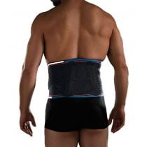Fascia lombare elastica di sostegno per attività sportiva - Thuasne Sport