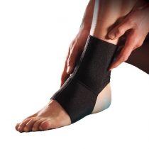Cavigliera elastica di supporto in neoprene anti-distorsioni