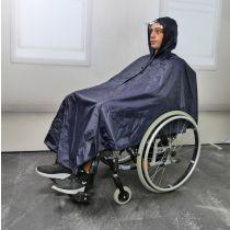 Parapioggia per sedia a rotelle