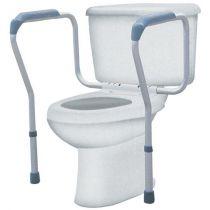 Braccioli wc - Rialzo Stabilizzante Maniglie di Sicurezza per Wc