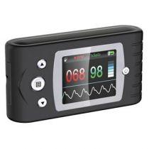 Pulsossimetro Portatile con Sonde Intercambiabili - Sat-500 Professionale
