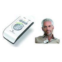 Bellman & Symfon Be2030 Amplificatore Personale di Ascolto +120Db con Batteria Ricaricabile