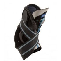 Cavigliera stabilizzatrice per distorsioni moderate di caviglia, tibia e perone, semirigida con chiusura BOA  - Malleodynastab BOA