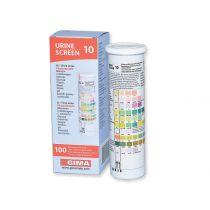 Strisce Urina In Flacone - 10 Parametri