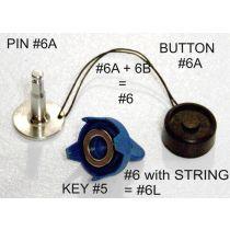 Sistema di Chiusura Perno/bottone/stringa