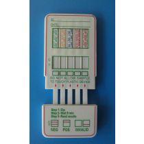Kit Droga Test 7 Sostanze + Ph-Creatinina-Ox - Test 7+3