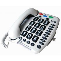 Geemarc Amplipower-40 Telefono Amplificato +50 Db