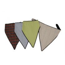 Set 5 foulard assorbenti