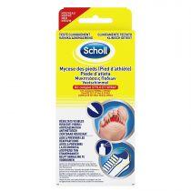 Kit di trattamento antimicotico per il piede d'atleta - Scholl
