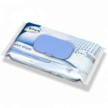 Salviette monouso umidificate per il lavaggio del corpo - TENA Wet Wipe
