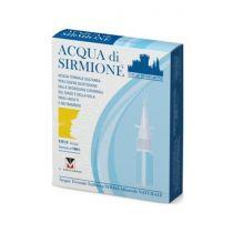Acqua di Sirmione sulfurea per l'igiene di naso e gola – 6 flaconi da 15 ml