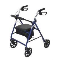 Roller Pieghevole Con Quattro Ruote In Alluminio RO24