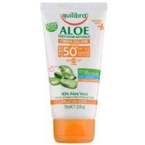Aloe Crema Solare Spf 50+ 75ml Equilibra