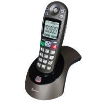 Geemarc Amplidect-280 Telefono Amplificato Cordless +30 Db