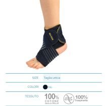 Cavigliera Elastica con Bendaggio a 8 art. 15