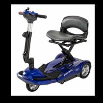 Scooter Pieghevole Con Apertura E Chiusura Elettronica S21+