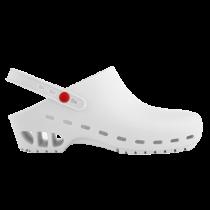 Calzatura Rosato Clogs Secure Bianco