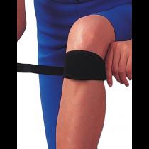 Pressore rotuleo regolabile con cuscinetto in gel (Linea Sporting Blu) - Rekordsan - misura unica (Codice 886)