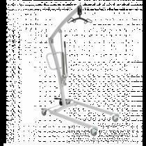 Alza-malati Manuale Oleodinamico