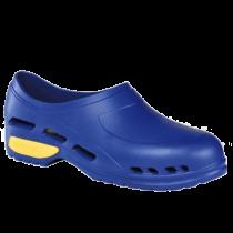 Scarpa sanitaria leggera Effetto Piuma - Rekordsan - Blu (cod. RC44)