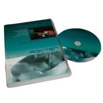 DVD fase 2 per Trainer-S, Kit di riabilitazione spalla autoassistita