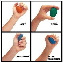 Riabilitatore ergonomico per mani, polsi e dita - Eggsercizer