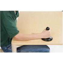 Ancora ergonomica per incrementare la stabilità della mano