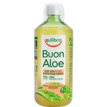 Integratore Alimentare Con Puro Succo D'Aloe Buonaloe Vera Extra 1000 Ml Equilibra