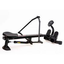 Vogatore a 12 livelli di intensità richiudibile per allenamento casalingo - JK Fitness - JK 5072