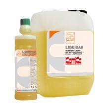 LIQUIBAR Detergente Liquido per Macchine Lavabar e Piccole Lavastoviglie