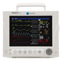 "Monitor Paziente Multiparametro - Display 10,1"""