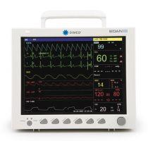 "Monitor Paziente Multiparametro - Display 12,1"""