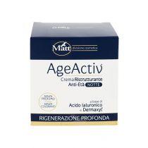 Crema viso notte ristrutturante per una pelle distesa ed elastica - AgeActiv - 50 ml