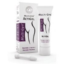 Gel per il trattamento dei disturbi vaginali - Multi Gyn Actigel gel - 50 ml