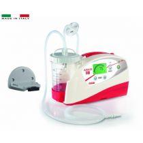 New Askir 118-Wm - Dispositivo Medico Elettrico per Aspirazione Nasale, Orale e Tracheale di Liquidi Corporei