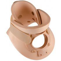 Collare cervicale bivalva rigido con foro tracheale - Ortel C4 Rigid