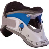 Collare cervicale bivalva per uso prolungato regolabile in altezza - Ortel C4 Vario