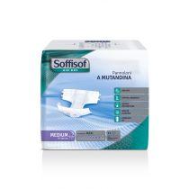 Pannoloni A Mutandina Air Dry Con Alette Adesive Soffisof Maxi (Potenziato)