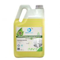 Ordinario Bagno Superconc. Green 2.0 Cam - Detergente Disincrostante Igienizzante Tanica Da 5 L
