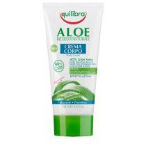 Aloe Crema Corpo Nutriente, Protettiva, Tonificante - Equilibra