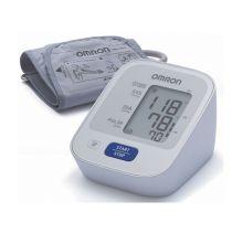 Sfigmomanometro Digitale Omron M2 - Hem-7121-E - Regolazione Automatica della Pressione di Gonfiaggio