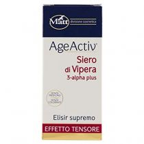 Elisir viso anti rughe ad azione rivitalizzante - AgeActiv Siero di Vipera 3-alpha plus - 30 ml