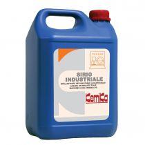 SIRIO Industriale Brillantante per macchine lavastoviglie Tanica 2 Kg