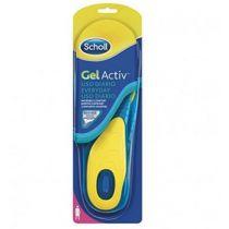 Soletta donna Gel Active everyday è indicato per chi ha uno stile di vita attivo - Scholl